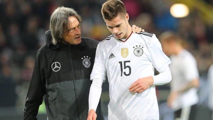 فيجل يغيب عن ألمانيا أمام إذربيجان بتصفيات المونديال