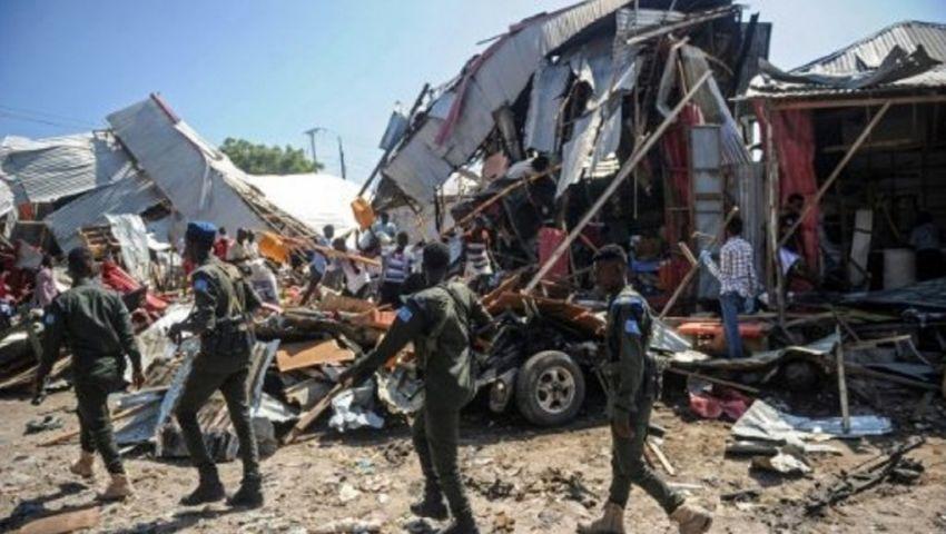 الانفجارات تهز الصومال.. يوم دام في مقديشو