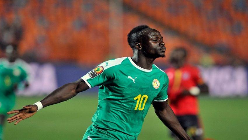 فيديو| بهدف ماني السنغال تقصي أوغندا وتتأهل لربع نهائي الأمم الأفريقية