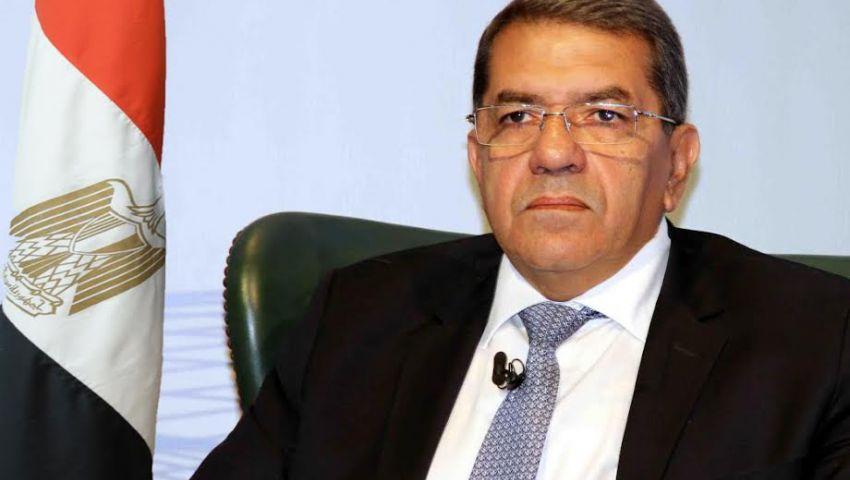 وزير المالية: وضع نظام ضريبي مبسط للمشروعات الصغيرة والمتوسطة