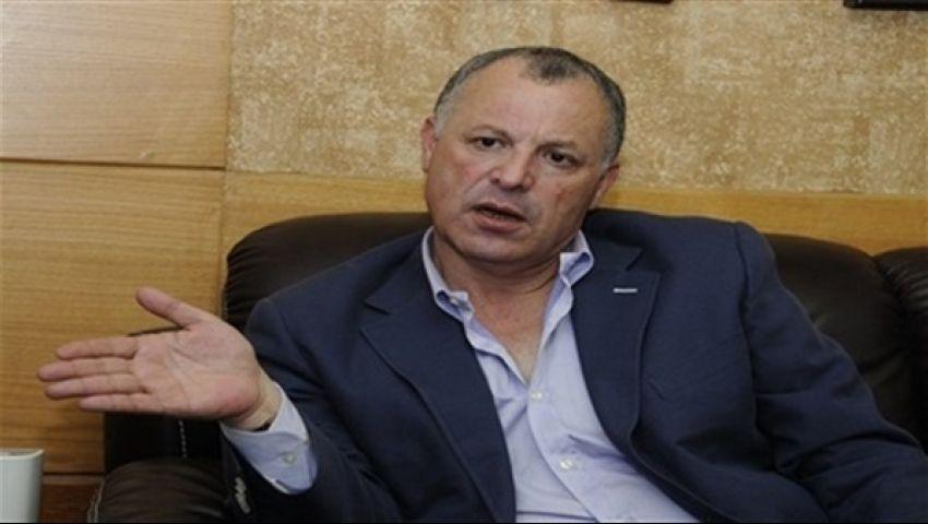 بالصورة  أبو ريدة ومجاهد يحضران معسكر المنتخب