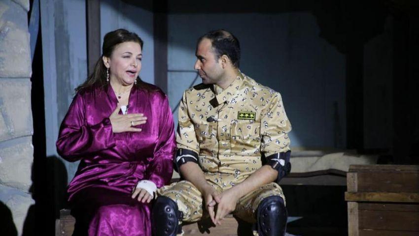 بالصور| «أمر تكليف» تعظيم سلام للجيش في ذكرى انتصارات أكتوبر