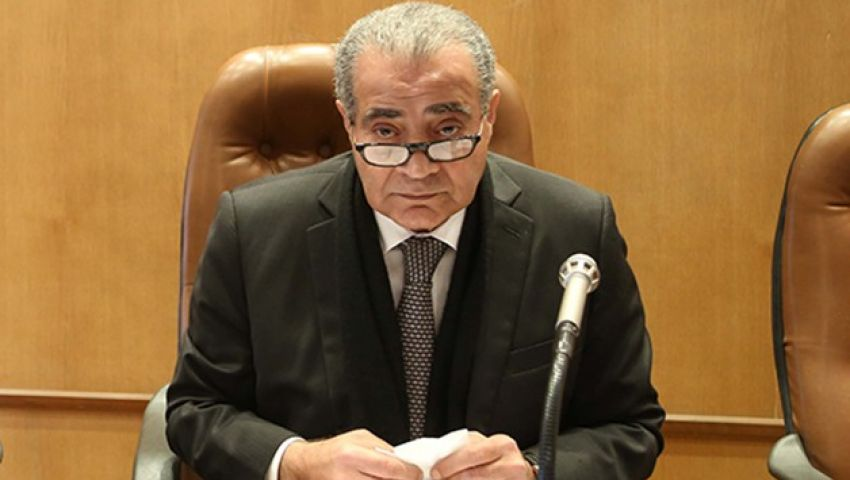 وزير التموين يتوقع ارتفاع فاتورة الدعم لـ٨٦ مليار جنيه العام في 2018