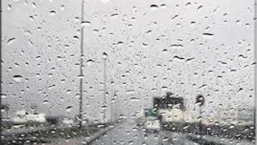 أمطار خفيفة على القاهرة والجيزة.. والأرصاد تحذر