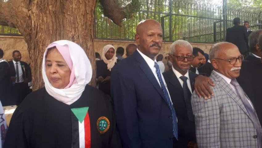 نعمات عبد الله.. تعرف على أول رئيسة للقضاء السوداني