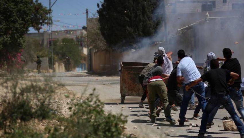 في ثاني أيام العيد.. مواجهات بين الاحتلال والفلسطينيين غرب جنين