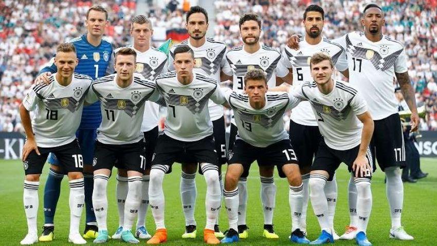 مونديال روسيا.. ألمانيا تبدأ رحلة الدفاع عن لقبها بمواجهة المكسيك