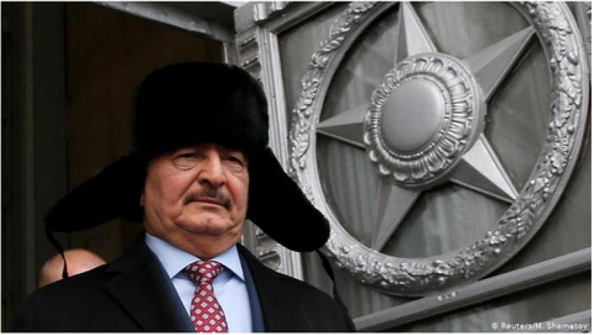 إذاعة ألمانية: على يد روسيا.. هل تتحول ليبيا إلى سوريا جديدة؟