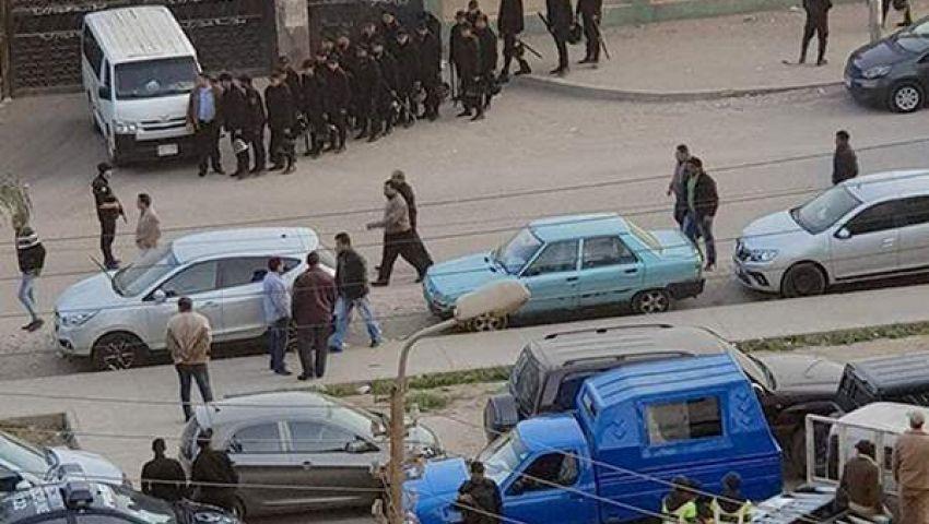 صورة| أول تحرك من النائب العام بشأن حادث الهجوم على دورية شرطة النزهة