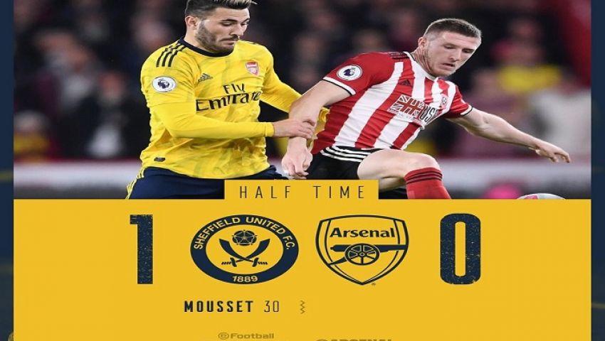 فيديو| شيفيلد يونايتيد يُذيق آرسنال مرارة الهزيمة في الدوري الإنجليزي
