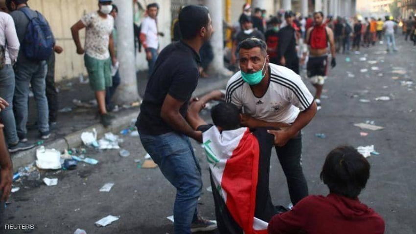 اقترحت سن قانون «من أين لك هذا؟».. مبادرة أممية عاجلة لاحتواء تظاهرات العراق
