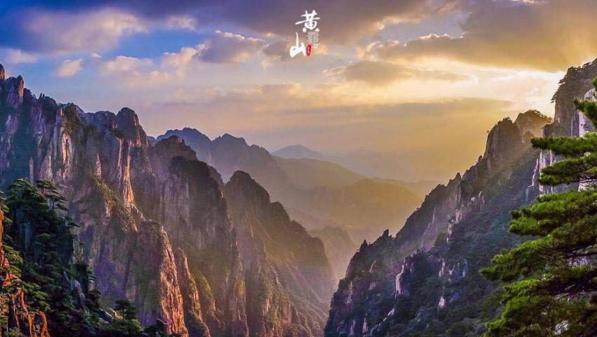 «جمال الجبال».. لوحات تستعرض سحر الطبيعة في الصين