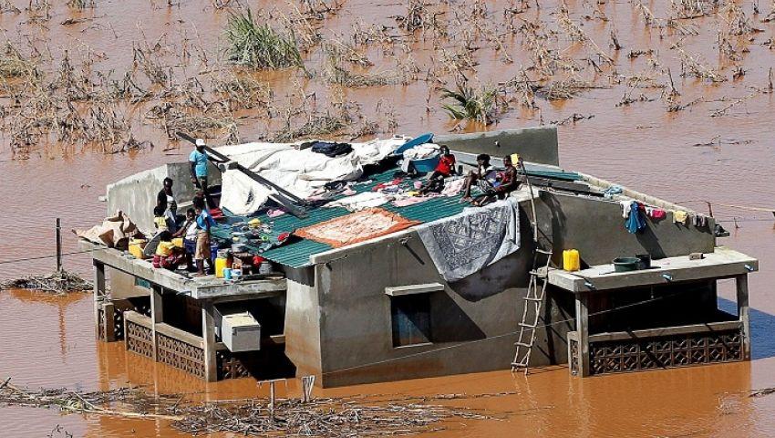 صحيفة أمريكية: بعد أسبوع من إعصار أيدي.. موزمبيق في حالة كارثة