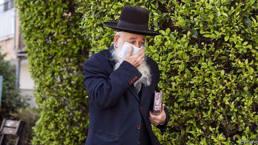 لماذا يتفشى فيروس كورونا بين اليهود المتطرفين؟ إيكونوميست تجيب