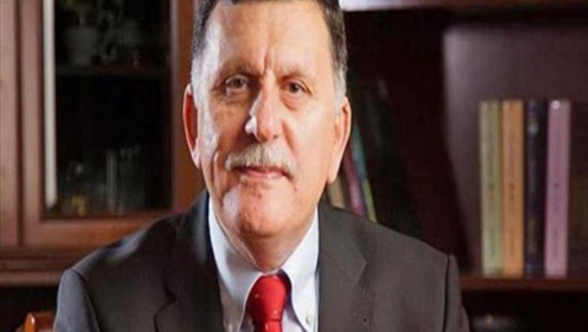 «أ ش أ»: السراج يشكر السيسي على جهوده لإحلال السلام في ليبيا