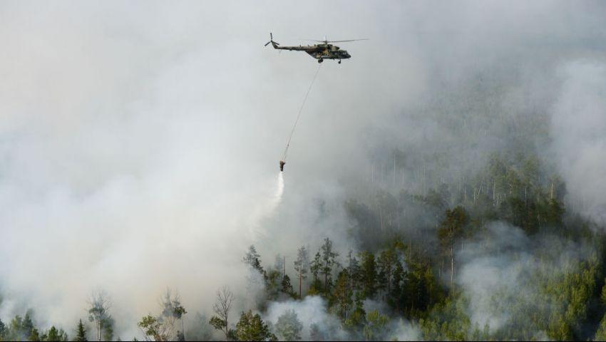 حرائق غابات سيبيريا مفتعلة.. روسيا تكشف الأسباب والحقائق
