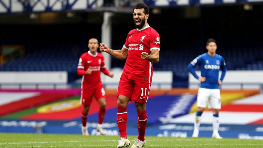فيديو| صلاح يواصل تحطيم الأرقام القياسية في تاريخ ليفربول