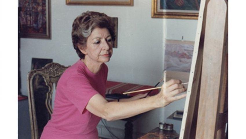 «فنانة المهمشين».. جوجل يحتفل بالذكرى الـ 112 لميلاد إنجي أفلاطون