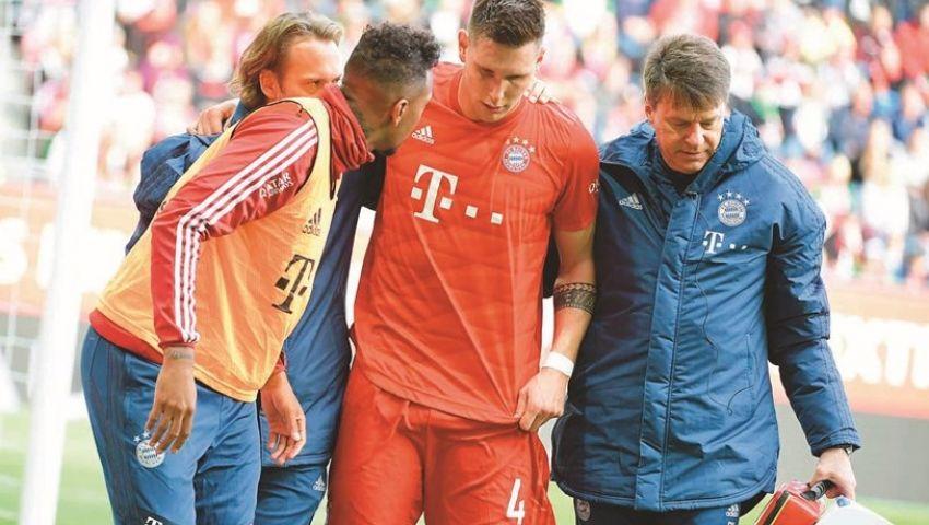 إصابة خطيرة بالركبة.. «زوليه» لن يلحق بكأس أوروبا 2020
