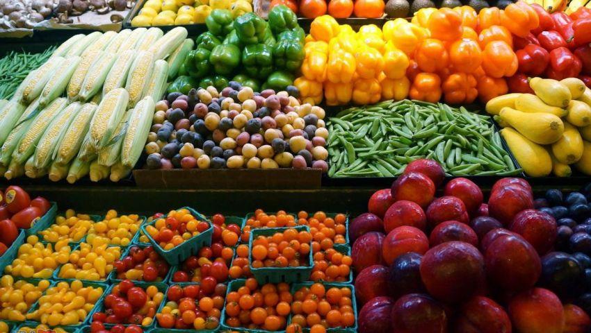 فيديو|  أسعار الخضار والفاكهة واللحوم والدواجن والأسماك