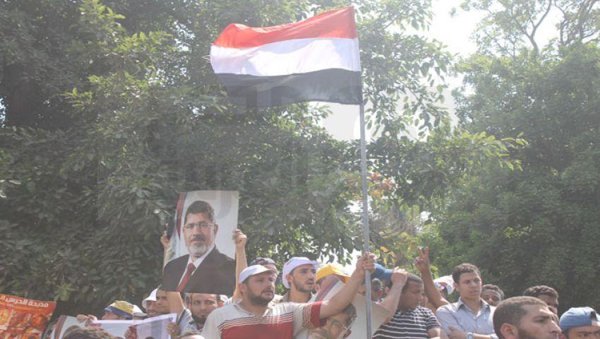 فيديو.. مسيرة بالآلاف لتأييد الشرعية بالمحلة