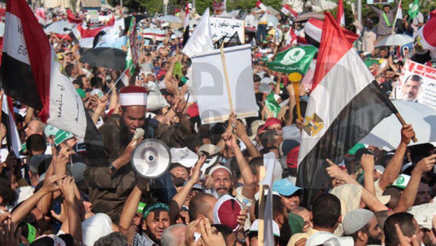 الإخوان تشكل إدارة أزمة في30 يونيو