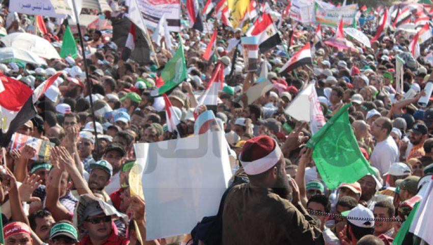 تحالف الشرعية يدعو لمليونية في رابعة والنهضة الأحد