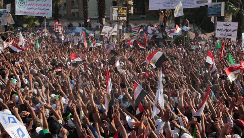 منسقبنحب مصر: الحكومة دفعت للمشاركين في لا للعنف