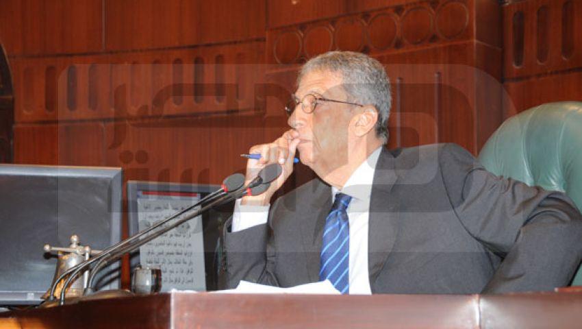 حظر بث جلسات لجنة الخمسين