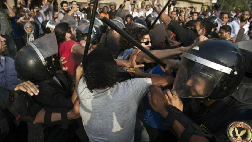 الأمن يستبعد وجود دوافع سياسية وراء اقتحام اعتصام المثقفين